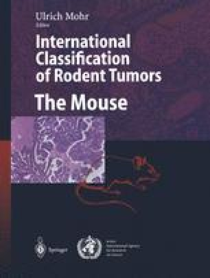 International Classification of Rodent Tumors. The Mouse