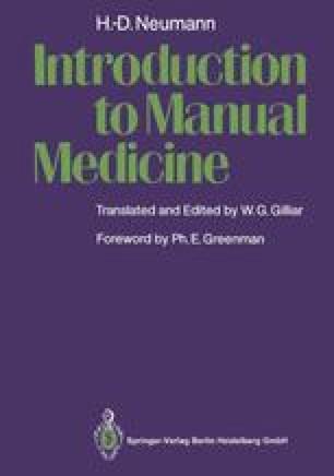 Introduction to Manual Medicine