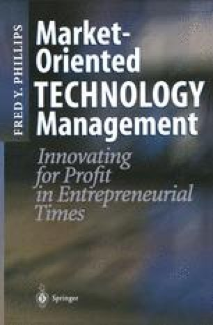 Market-Oriented Technology Management