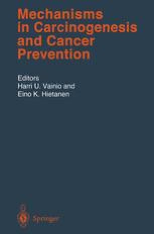 Mechanisms in Carcinogenesis and Cancer Prevention