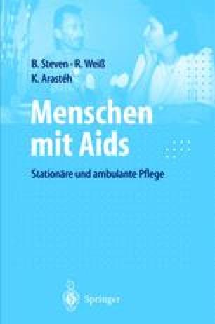 Menschen mit Aids