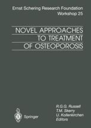 Novel Approaches to Treatment of Osteoporosis