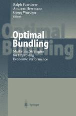 Optimal Bundling