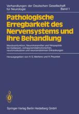 Pathologische Erregbarkeit des Nervensystems und ihre Behandlung