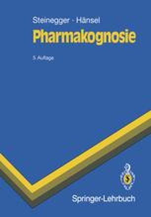 Pharmakognosie