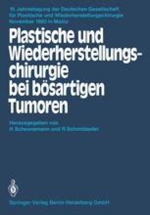 Plastische und Wiederherstellungschirurgie bei bösartigen Tumoren