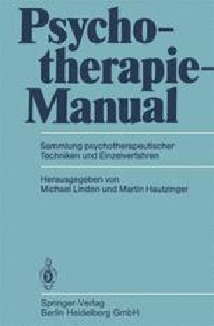 Psychotherapie-Manual