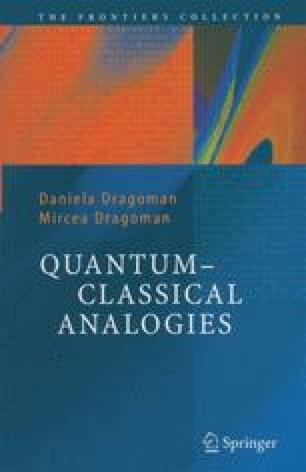 Quantum-Classical Analogies