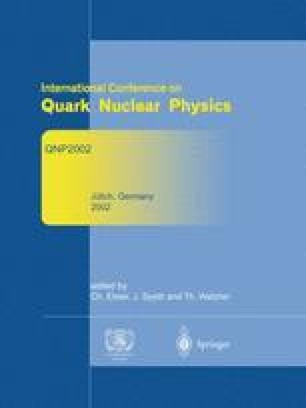 Refereed and selected contributions from International Conference on Quark Nuclear Physics