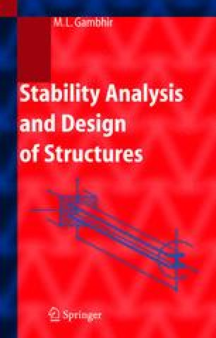 Stability Analysis and Design of Structures