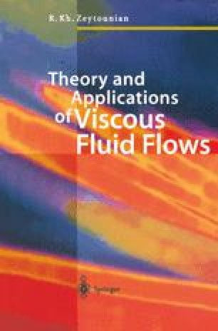 Theory and Applications of Viscous Fluid Flows
