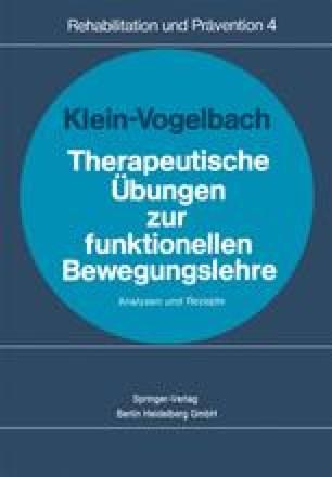 Therapeutische Übungen zur funktionellen Bewegungslehre