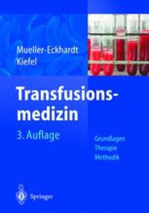 Transfusionsmedizin