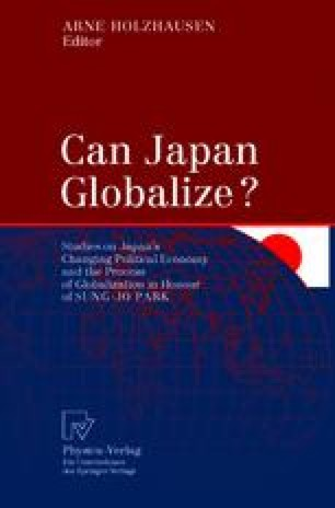 Can Japan Globalize?