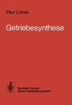Getriebesynthese
