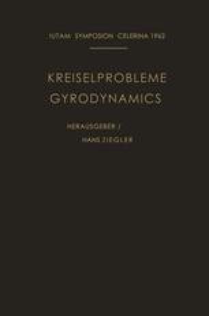 Kreiselprobleme / Gyrodynamics