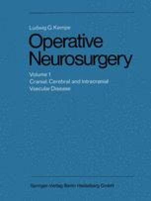Operative Neurosurgery