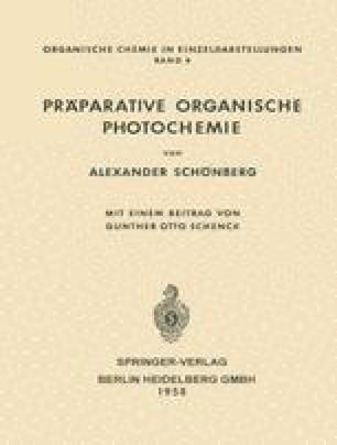 Präparative Organische Photochemie