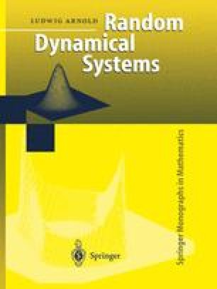 Random Dynamical Systems