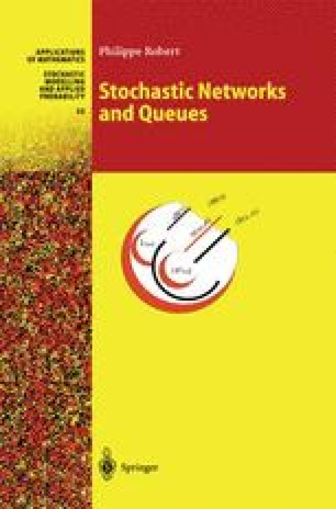 Stochastic Networks and Queues