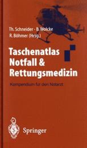 Taschenatlas Notfall & Rettungsmedizin