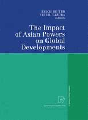 The Impact of Asian Powers on Global Developments