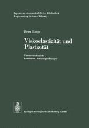 Viskoelastizität und Plastizität