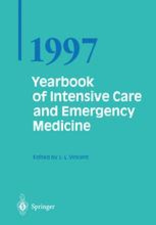 Yearbook of Intensive Care and Emergency Medicine 1997