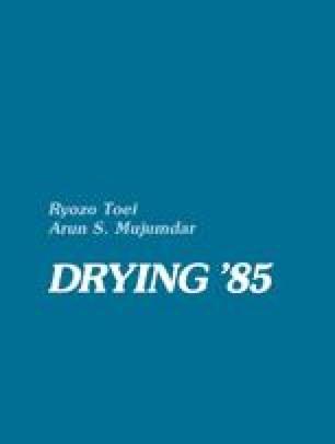 Drying '85