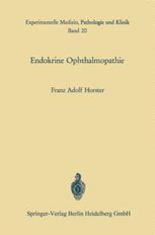 Endokrine Ophthalmopathie