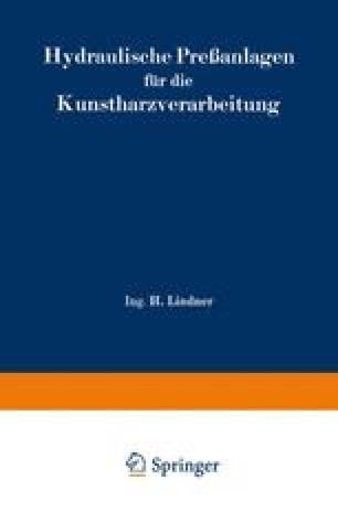 Druckerzeugung, speicherung und verteilung | SpringerLink