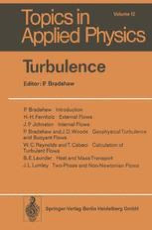 Turbulent Flow Simulations
