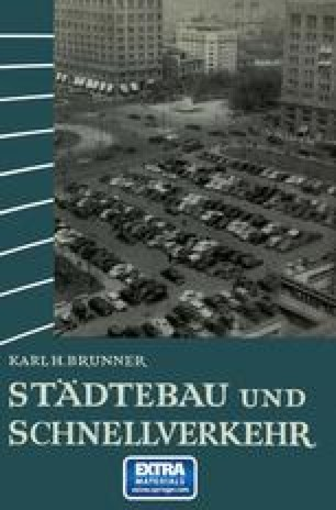 Städtebau und Schnellverkehr