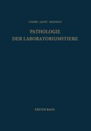 Pathologie der Laboratoriumstiere