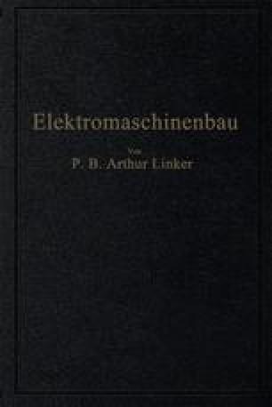 Elektromaschinenbau