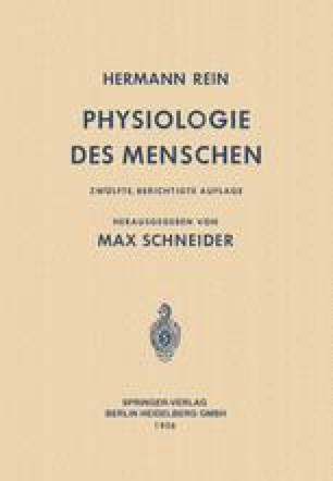 Einführung in die Physiologie des Menschen