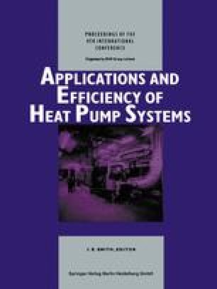 Applications and Efficiency of Heat Pump Systems
