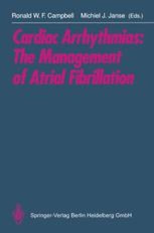 Cardiac Arrhythmias: The Management of Atrial Fibrillation