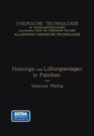 Heizungs- und Lüftungsanlagen in Fabriken