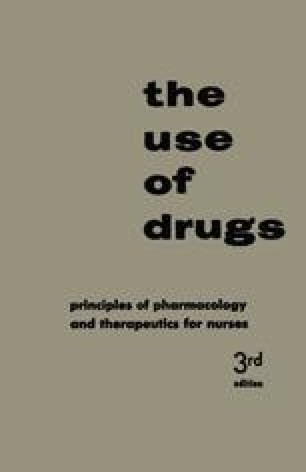 The Use of Drugs