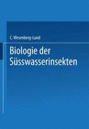 Biologie der Süsswasserinsekten