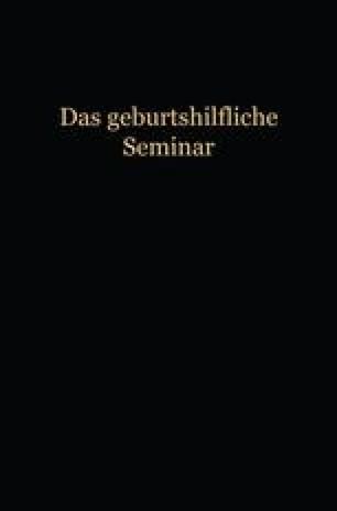 Das Geburtshilfliche Seminar