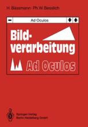 Bildverarbeitung Ad Oculos