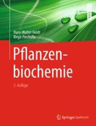 Pflanzenbiochemie