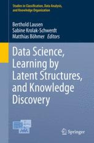 Data Science, Learning by Latent Structures, and Knowledge Discovery