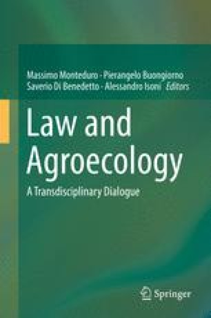 History and Development of Agroecology