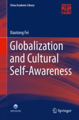 Globalization and Cultural Self-Awareness