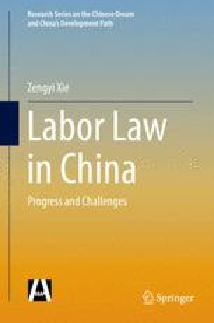 Termination of Labor Contracts | SpringerLink