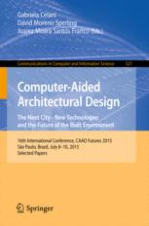 Computer-Aided Architectural Design Futures. The Next City - New Technologies and the Future of the Built Environment