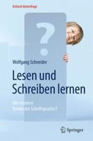 Fallstudien zum freien Schreiben im Vorschulalter (German Edition)